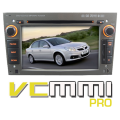 VCMMI Double Din DVD Sat Nav GPS for Vauxhall Vectra, Signum, Meriva and Vivaro