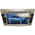 Zafira - Double Din Car DVD CD Player, GPS, iPod, Parrot Bluetooth, DAB Digital Radio