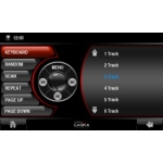 Caddy - Double Din Car DVD CD Player, GPS, iPod, Parrot Bluetooth, DAB Digital Radio