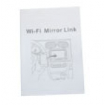 Caska Car Wifi Miracast Airplay Mirabox Module