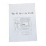 Caska Car Wifi Miracast Airplay Mirabox Module