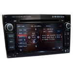 Astra - Double Din Car DVD CD Player, GPS, iPod, Parrot Bluetooth, DAB Digital Radio