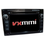 Corsa - Double Din Car DVD CD Player, GPS, iPod, Parrot Bluetooth, DAB Digital Radio