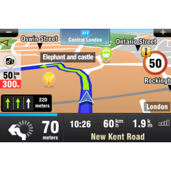 UK and Ireland Sygic 2016 Maps  - GPS Software for Windows CE