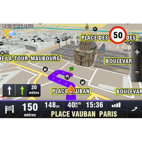 Europe 2016 Maps - Sygic GPS Software for Windows CE