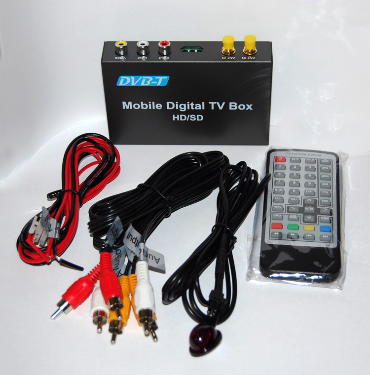 Mimi DVB-T with all accessories