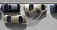 Caska Optional Extras - Parking Sensors and Reverse Camera
